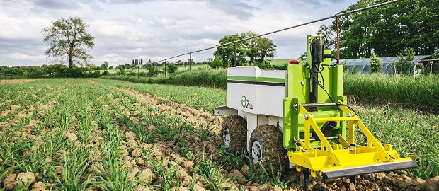 Agriculture robotisee