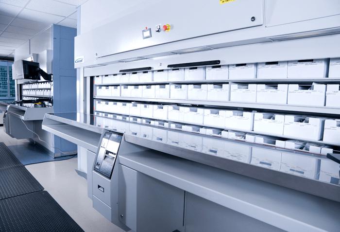 Automate pharmacie