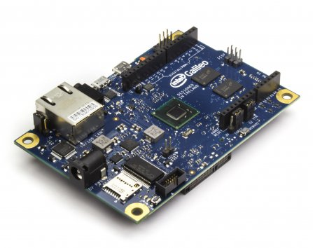 Carte intel galileo