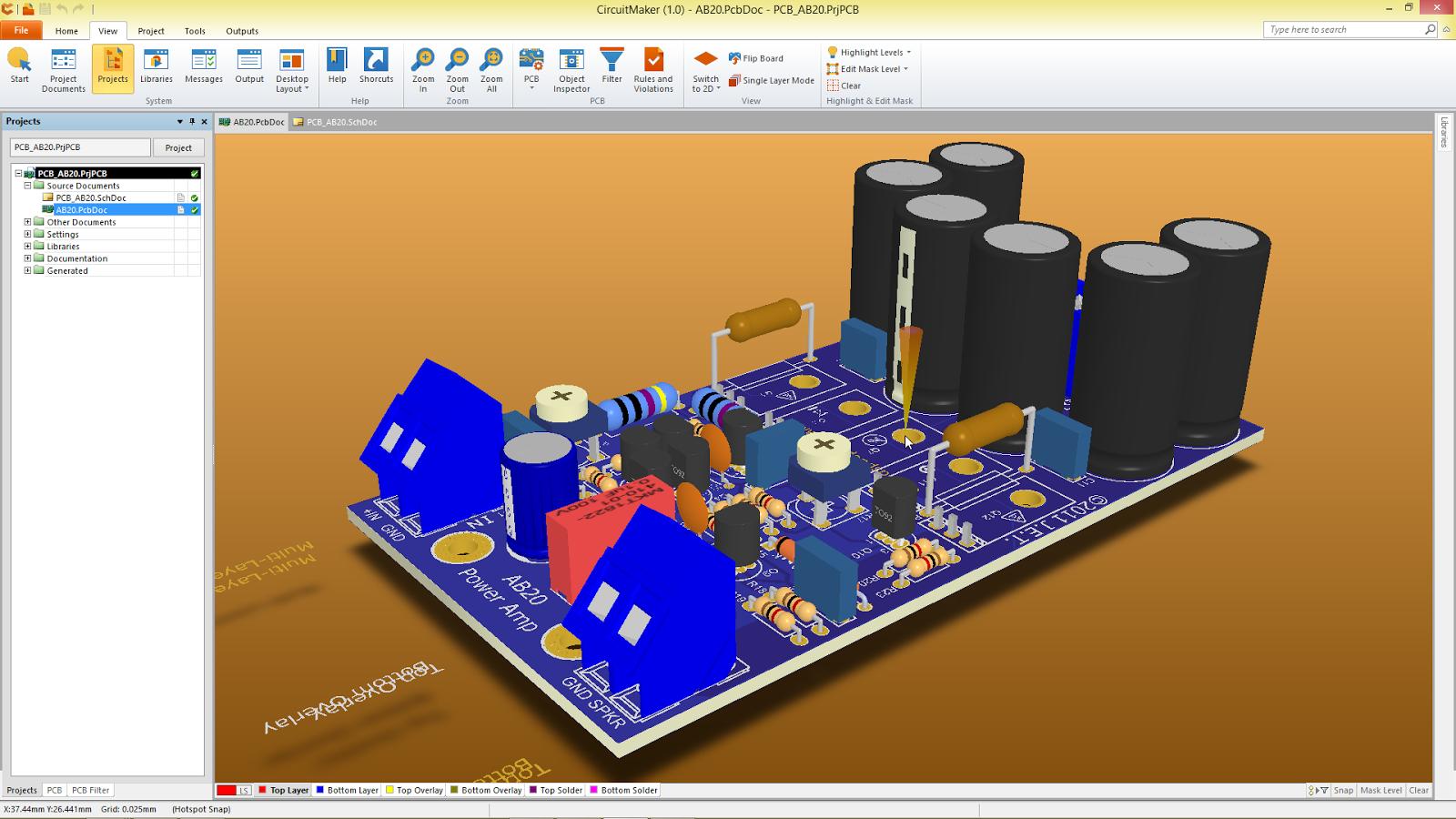 Circuit maker 1