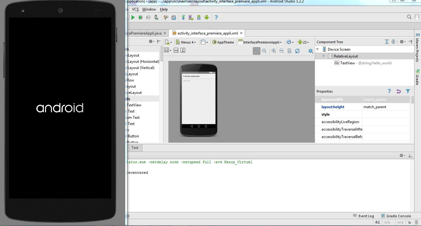 Cours android1