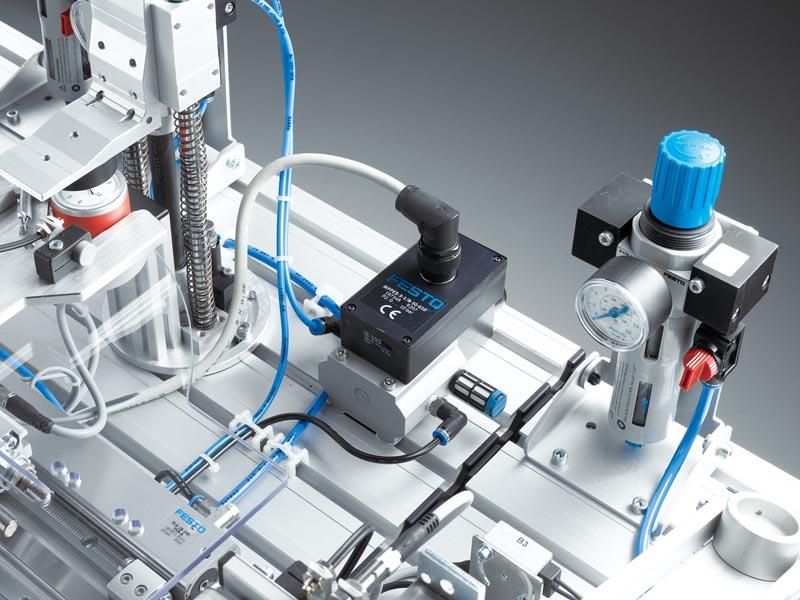 Electromecanique des systemes automatises