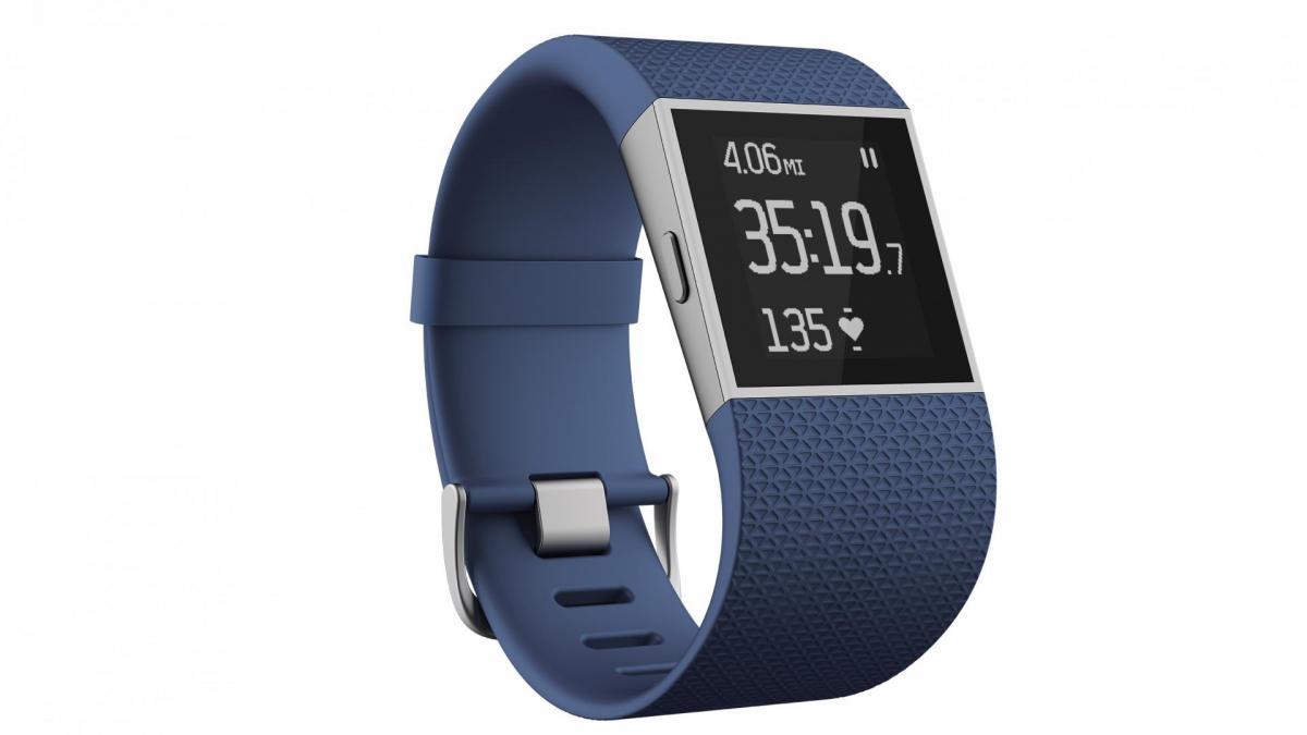 Fitbit surge bracelet