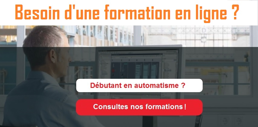 Formation automates programmables 3
