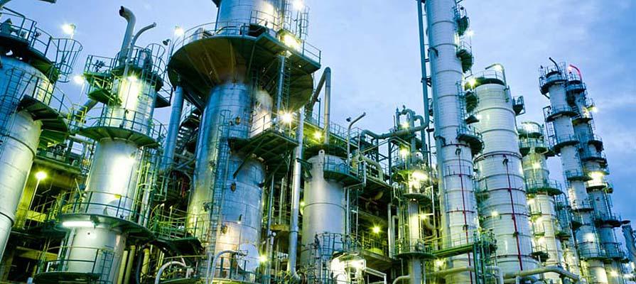 Industrie petrole