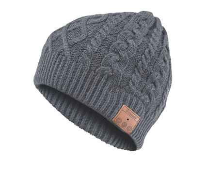 Music beany bonnet connecte