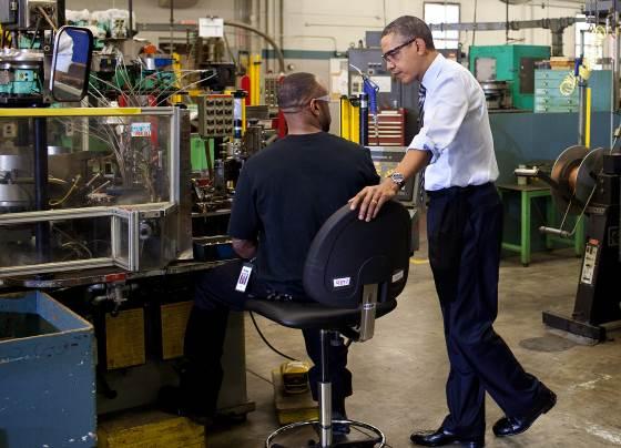 Obama hannover messe 2016