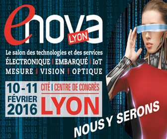 Formation automatisme objets connect s et m2m for Salon enova
