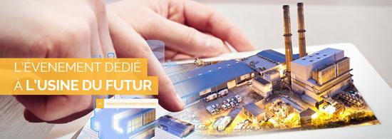 Smart industries salon paris 2015