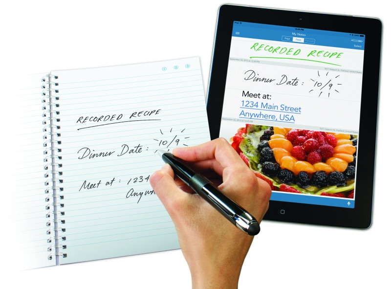 Stylo connecte livescribe 3