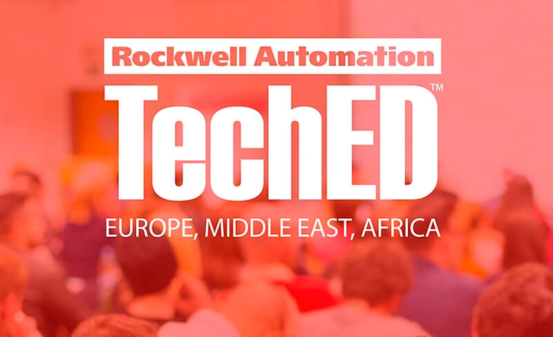 Teched rockwell automation